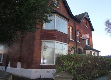 Thumbnail 1 bedroom flat to rent in Wellington Road South, Stockport