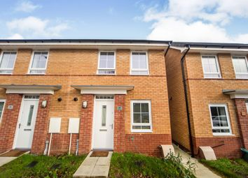 Thumbnail 2 bed semi-detached house for sale in Rhodfa Bryn Rhydd, Talbot Green, Pontyclun