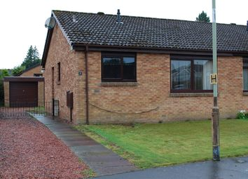 Thumbnail 2 bedroom semi-detached bungalow for sale in Smithfield Way, Blairgowrie