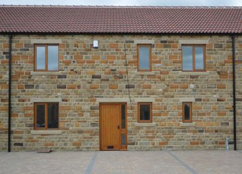 Thumbnail 4 bed barn conversion for sale in Jacobs Well Court, Ryhill, Wakefield