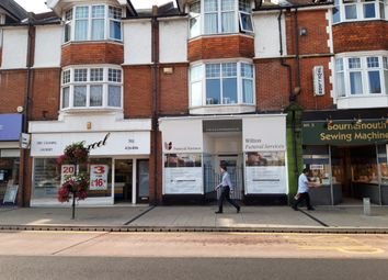 Thumbnail Retail premises to let in 7 Southbourne Grove, Southbourne, Bournemouth