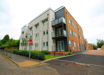 Thumbnail 1 bed flat to rent in Kingfisher Drive, Camberley