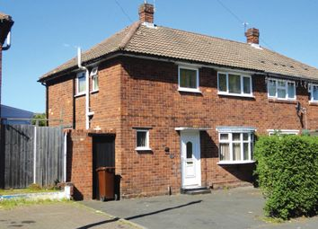 Thumbnail 3 bed semi-detached house for sale in Wallace Road, Bilston, West Midlands