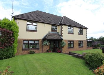 6 bed detached house for sale in Cilgerran Way, Grove Park, Blackwood NP12