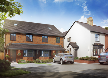 Thumbnail 2 bed semi-detached house for sale in Hollow Lane, Snodland, Kent