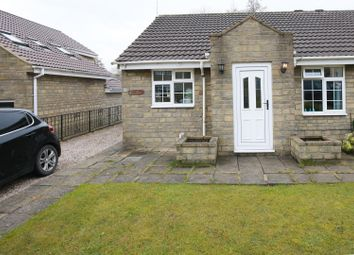 Thumbnail 2 bed semi-detached bungalow for sale in Westwinn View, Leeds