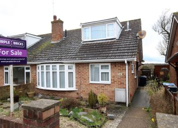 Thumbnail 3 bed semi-detached bungalow for sale in Sandwich Road, Eythorne