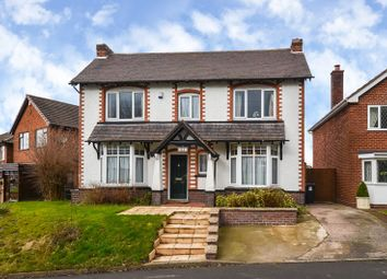 Thumbnail 3 bed detached house for sale in Longbridge Lane, Northfield, Birmingham