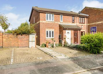 Thumbnail 3 bed end terrace house for sale in Blunden Close, Dagenham
