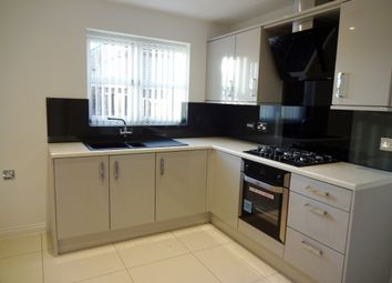 Thumbnail 3 bed town house to rent in Hazel Way, Pontefract