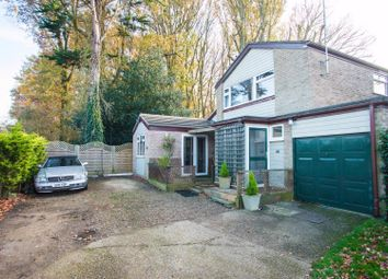 Thumbnail 4 bed detached house for sale in Hamilton Crescent, Warley, Brentwood