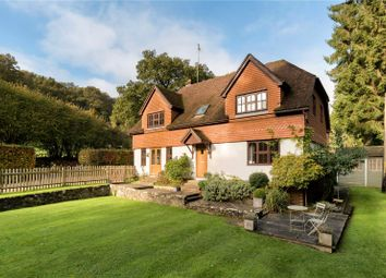 Thumbnail 4 bed detached house for sale in Sandy Lane, Haslemere, Surrey