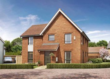 "Thumbnail 4 bed detached house for sale in ""Lincoln"" at Marsh Lane, Harlow"