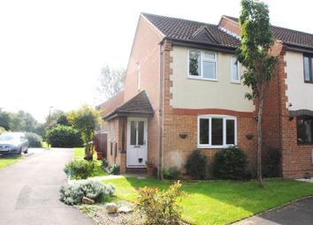 Thumbnail 2 bed end terrace house for sale in Chatsworth Road, Abbey Meads, Swindon
