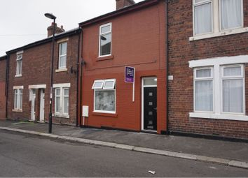 Thumbnail 2 bed terraced house for sale in Chatton Street, Wallsend