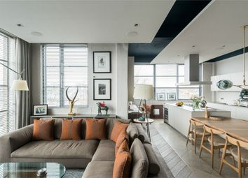 Thumbnail 1 bed flat for sale in Chiswick Green Studios, London