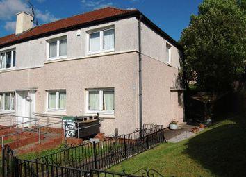 Thumbnail 3 bedroom flat for sale in Berneray Street, Glasgow