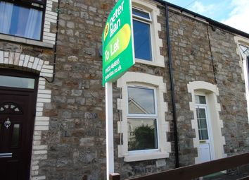 Thumbnail 2 bedroom property to rent in New Terrace, Pontnewynydd, Pontypool