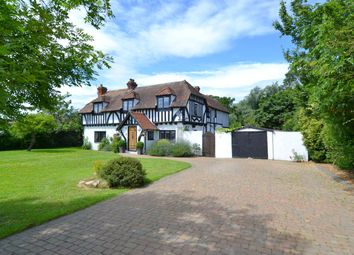 Thumbnail 4 bed detached house for sale in Shepherds Walk, Chestfield, Whitstable