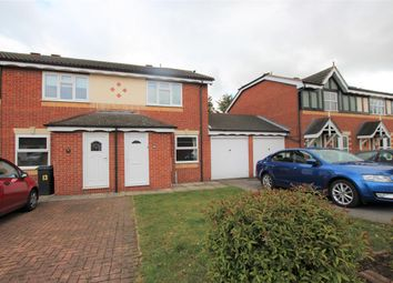 Thumbnail 2 bed semi-detached house to rent in Millfield Gardens, Nether Poppleton, York