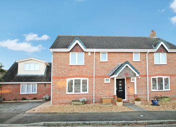 Thumbnail 5 bedroom detached house for sale in Willow Lane, Milton, Abingdon