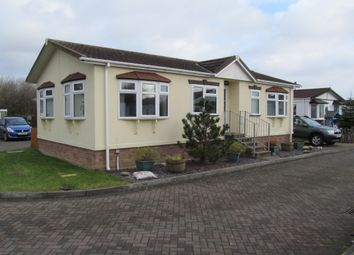 Thumbnail 2 bed mobile/park home for sale in Lighthouse Park (Ref 5786), St Brides, Wentlooge, Newport, Wales