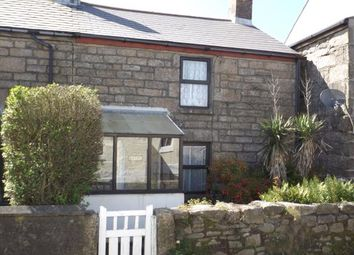 Thumbnail 2 bed terraced house for sale in Pendeen, Penzance, Cornwall