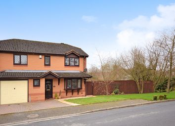 Thumbnail 4 bed detached house for sale in Rochester Road, Earlsdon, Coventry