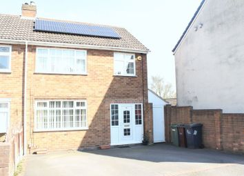 Thumbnail 3 bedroom semi-detached house for sale in Rookery Road, Wolverhampton