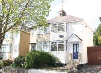 Thumbnail 2 bed semi-detached house for sale in Third Avenue, Luton, Bedfordshire