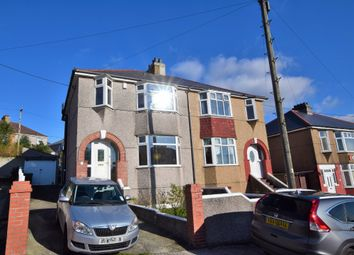 3 bed semi-detached house for sale in Elwick Gardens, Laira, Plymouth PL3