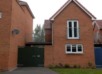 Thumbnail 1 bed detached house to rent in Hazelmere Avneue, Buckshaw Village