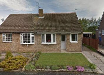 Thumbnail 2 bed bungalow to rent in Riverside Crescent, Huntington, York
