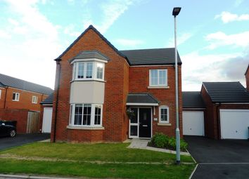 Thumbnail 4 bed detached house for sale in Rainsford Crescent, Kidderminster