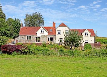 Thumbnail Detached house for sale in Barkers Hill, Donhead St. Andrew, Shaftesbury, Wiltshire