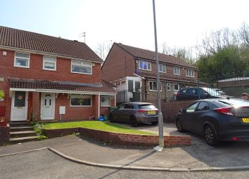 Thumbnail 3 bed semi-detached house for sale in Lauriston Park, Caerau, Cardiff.