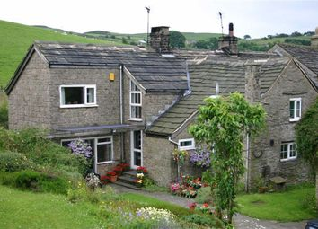 Thumbnail 3 bed cottage for sale in Flatts Lane, High Peak, Derbyshire