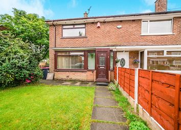 Thumbnail 2 bed terraced house for sale in Mill Hill, Little Hulton, Manchester