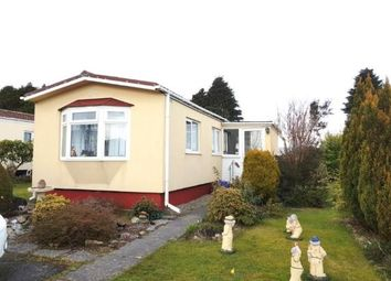 Thumbnail 2 bed mobile/park home for sale in Trelawne, Looe, Cornwall