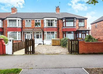 Thumbnail 3 bed property for sale in Hotham Road North, Hull