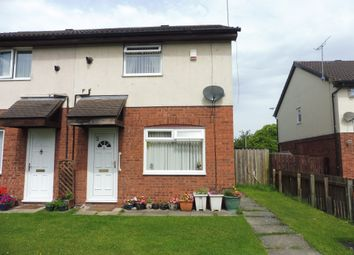 Thumbnail 3 bedroom semi-detached house for sale in Huddleston Close, Upton, Wirral