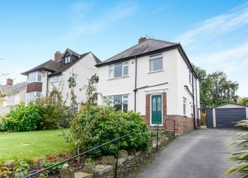 Thumbnail 3 bedroom detached house for sale in Peveril Road, Chesterfield
