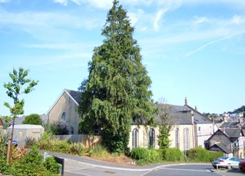 Thumbnail 2 bed flat for sale in The Old Baptist Chapel, East Street, Newton Abbot