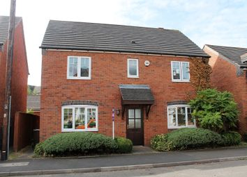 Thumbnail 4 bed detached house for sale in Mill Road, Stourport-On-Severn