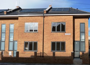 Thumbnail 4 bed end terrace house to rent in Litchfield Gardens, London