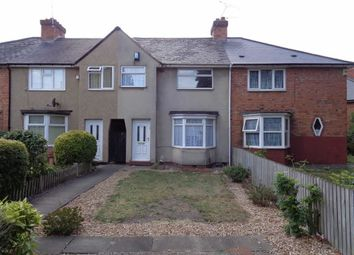 Thumbnail 3 bed terraced house to rent in Bierton Road, Yardley, Birmingham
