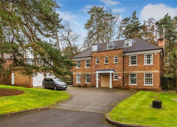 Thumbnail 6 bed detached house for sale in Holly Bank Road, Hook Heath, Surrey