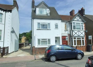 Thumbnail 2 bed terraced house to rent in Clarendon Road, Luton