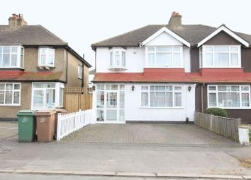 Thumbnail 3 bed semi-detached house for sale in Tilehurst Road, North Cheam, Sutton