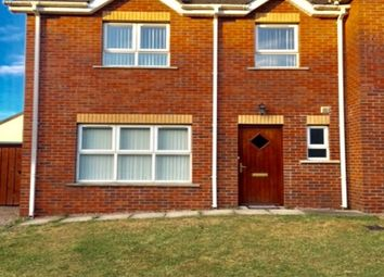 Thumbnail 3 bed semi-detached house for sale in Riverglade Court, Lurgan